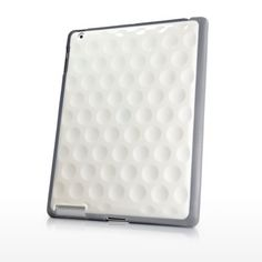 BoxWave iPad 3 Fairway Case - TPU Skin Case (More Durable and Tear-Resistant Than Silicone!) with Golf Inspired Texture for Stylish Look and Extra Grip - iPad 3 Cases and Covers (Winter White with Grey Trim) by BoxWave. $12.95. Ready. Set. StyleBoxWave's Style line of products proves you don't have to sacrifice form for function, or vice versa. The industry's highest quality cases, covers, and accessories are here to protect and serve, in Style. Formally adopted...