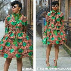 Perfection Fashionghanarocks www.fashionghana.com ~African fashion, Ankara, kitenge, African women dresses, African prints, African men's fashion, Nigerian style, Ghanaian fashion ~DKK