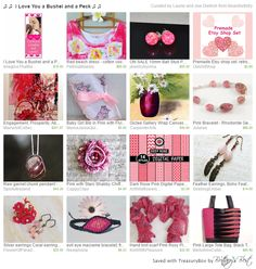 ♫ ♫ I Love You a Bushel and a Peck ♫ ♫  https://www.etsy.com/treasury/MzYyNzk3OTl8Mjg2NDgyMzkzOQ/i-love-you-a-bushel-and-a-peck  #integritytt #etsytreasury