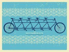 Gig Posters: Screenprinted Band Art