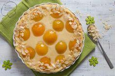 Wonder Wunderbare Küche: Aprikosenschmandkuchen in der Tarteform