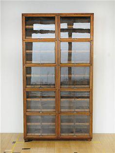Mahogany Haberdashery Cabinet