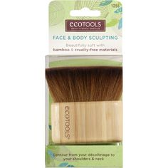 EcoTools Face & Body Sculpting Brush