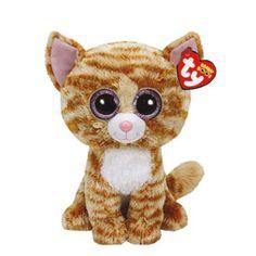 Petite peluche TY Beanie Boos Tabitha le chat