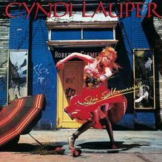 Cyndi Lauper, 'She's So Unusual'