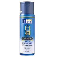 ROHTO HADA LABO Shiro-jyun Premium Medicated Penetrate Brightening Lotion 170ml (5.75oz) - US$8.02/JPY920 (Mar 14, 2017)