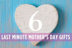 BrightNest   Mother's Day is...When? 6 Last-Minute Gifts