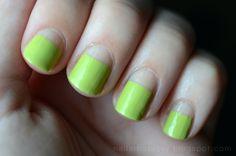 OCC Wasabi - Two Thirds Manicure - Nail Polish
