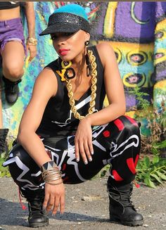 sharayaj__Banji Movement.....look out for thus chick...her moves are on point...style...lyrics...