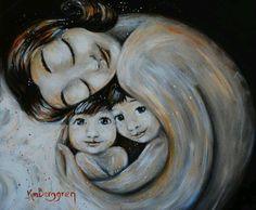 Nunca subestimes el poder de una madre.