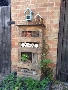 1000+ ideas about Bug Hotel on Pinterest
