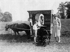 Forte Ice-Cream Cart 1926.