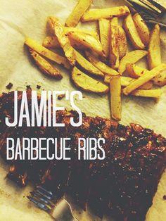 Jamie's BBQ Ribs