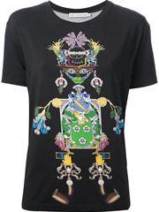 Mary Katrantzou Tiki Man T Shirt