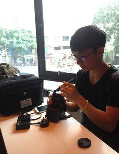 #IAFT HK Jason has a new toy
