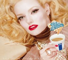 2010 Lavazza Calendar by Miles Aldridge