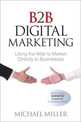 B2B digital marketing - Book - Using the web to Market Directly to Businesses