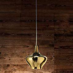 Nostalgia pendant light - I like the clear one