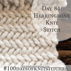 How to Knit the Herringbone Knit Stitch +PDF +VIDEO – herringbone knitting blanket Knitting Stiches, Circular Knitting Needles, Knitting Videos, Knitting Charts, Crochet Stitches, Hand Knitting, Herringbone Stitch Knitting, Knit Stitches For Beginners, Stitch Patterns