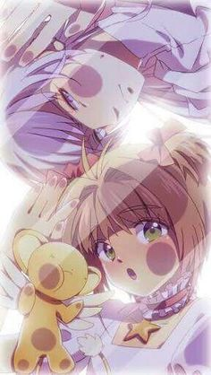 My first anime that I saw...Sakura Card Captor...waiting for the next saga!!