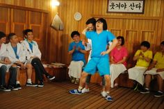 "Preview of Big Bang's guesting on KBS variety show ""Happy Together 3"". The episode will air on May 21."