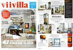 Vi i Villa / Norge 11/2014 / Fleimio Trolley