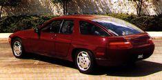OG | 1987 Porsche 928 S4 Four door | Prototype designed by ASC