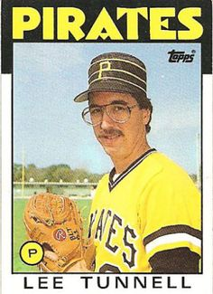 Baseball players from the '80s who look like they probably owned windowless vans.