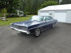 Hemmings Find of the Day  1968 Ford LTD Brougham