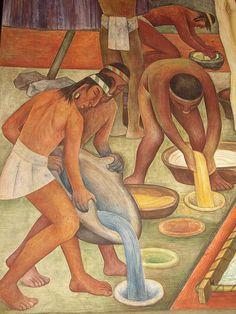 Diego Rivera - Teinture et peinture – 3