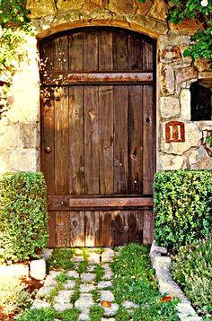 photo by Stephen Fitz-Gerald on flickr: Scott Columbo's entry garden