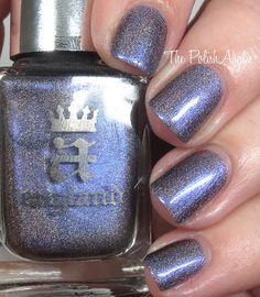 The PolishAholic: A England Russian Soul Collection Swatches & Review