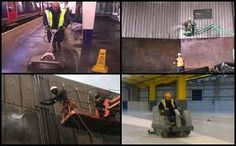 Factories, Warehouses, Industrial, Cleaning, Industrial Music