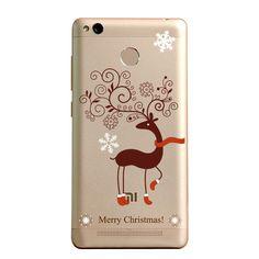 For Xiaomi Redminote 4 Redmi 3S 3 Phone Case For xiaomi Max Mi Note xiaomi5 mi4 Case Redmi 3 note 2 3 4 Christmas Tree Tpu Case
