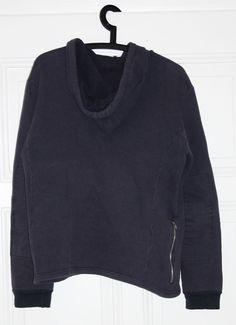 OG Helmut Lang 1996 MA-1 Pullover Gr M Sweatshirt Hoodie Raf Simons Vintage RARE | eBay