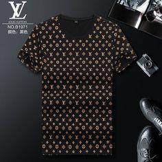 Louis Vuitton T-shirts for men Louis Vuitton Mens Shirts, Louis Vuitton Clothing, Adidas Outfit, Mens Clothing Styles, Designer Wear, Mens Fashion, Man Style, Cheap Shoes, Unisex