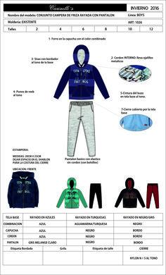 artículo 1026.ads conjunto campera rayada con pantalón de nene del 2 al 12