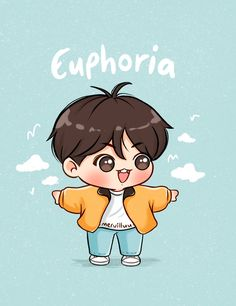 Jungkook Fanart, Jungkook Cute, Kpop Fanart, Bts Chibi, Anime Chibi, Bts Wallpaper Desktop, Cute Wallpapers, Wallpaper Quotes, Kpop Drawings