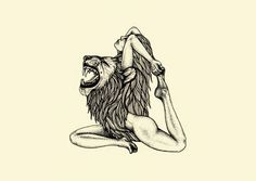 illustration lion hearted - Google Search