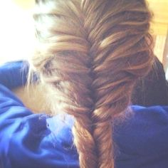 French fishtail. So cute