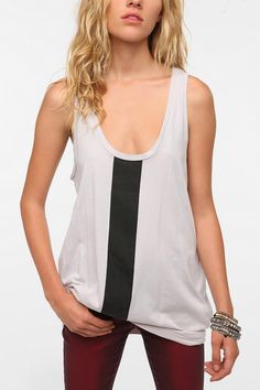 The Furies Lantern Tank  ($62 Urban Outfitters)