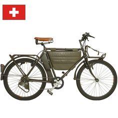 【楽天市場】スイス軍 軍用自転車 モデル93 USED:ミリタリー百貨シービーズ