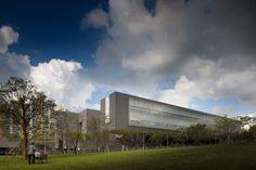 Amore Pacific Research & Design Center - Alvaro Siza - Carlos Castanheira - Kim Jong Kyu