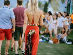 Part One: 82 Festival Style Snaps From Coachella - Street Style - Racked National