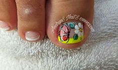 Cute Pedicures, Manicure Y Pedicure, Diana, Mary, Nail Art, Nails, Toenails, Designed Nails, Work Nails