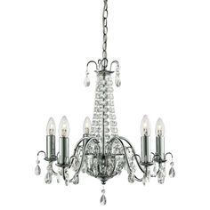Need to light up your world? The #HamptonChandelier with #CrystalColumn Visit #BigLivingUK right now to purchase yours http://www.bigliving.co.uk/hampton-5-light-crystal-chandelier-chrome-clear-crystal-deco.html