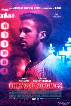 Ryan Gosling: 'Only God Forgives' Character Poster!: Photo Check out Ryan Gosling looking handsome on this newly released character poster for his upcoming flick Only God Forgives, hitting theaters on Friday, June … Kristin Scott Thomas, New Movies, Movies To Watch, Movies Online, Good Movies, Movies 2014, Cult Movies, Ryan Gosling, Tom Burke