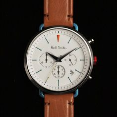 Cycle Chronograph by Paul Smith