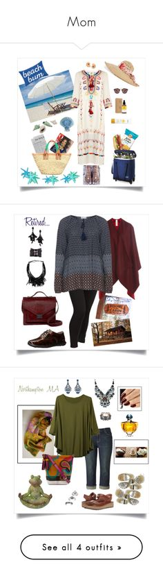 """""""Mom"""" by oliveraelisa ❤ liked on Polyvore featuring FiberBuilt Umbrellas, Figue, Gucci, Oliver Peoples, Balenciaga, Crate and Barrel, Juliska, Peking Handicraft, Burberry and Cole Haan"""