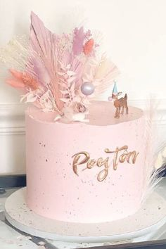 Swoon over this wonderful boho birthday party! The birthday cake is gorgeous! See more party ideas and share yours at CatchMyParty.com Birthday Parties, Birthday Cake, Party Activities, Party Favors, Bohemian, Anniversary Parties, Birthday Celebrations, Birthday Cakes, Princess Party Favors